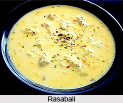 Rasabali, Oriya Recipe