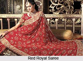 Colour Symbolism in Indian Sarees