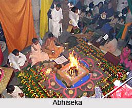 Rite of Abhiseka, Agni Purana