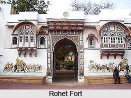 Rohet Fort, Jodhpur, Rajasthan