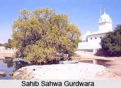 Sahib Sahwa Gurdwara, Churu District, Rajasthan
