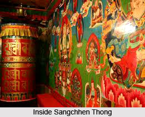 Sangchhen Thong, Delling Gompa, Tourist Places in Darjeeling