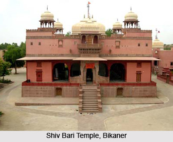 Shiva Bari Temple, Bikaner, Rajasthan