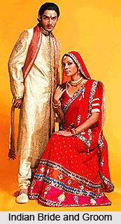 Solah Shringar, Indian wedding