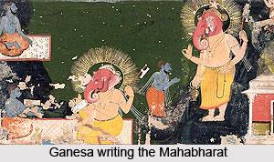 Tale of Mahabharata, Agni Purana