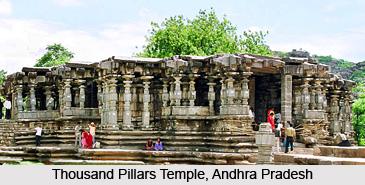 Thousand Pillars Temple, Warangal, Andhra Pradesh