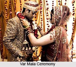 Var Mala Ceremony, Indian Wedding
