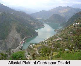 Geography of Gurdaspur District