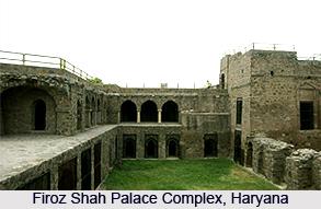 Firoz Shah Palace Complex, Hisar, Haryana