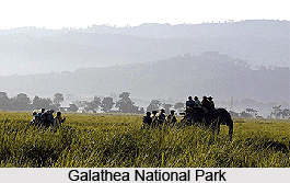Galathea National Park, Andaman and Nicobar Islands