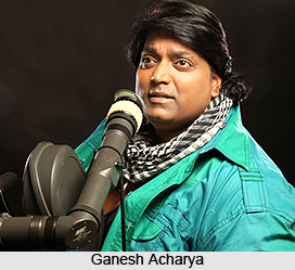 Ganesh Acharya, Indian Choreographer