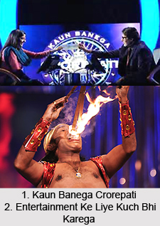 Indian Reality Shows