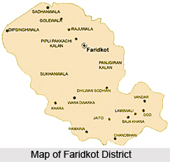 Faridkot District, Punjab