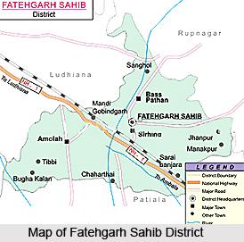 Fatehgarh Sahib District, Punjab