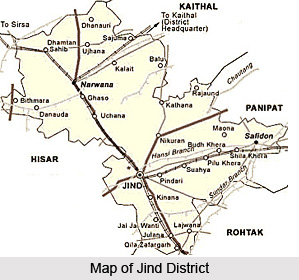 Jind District, Haryana
