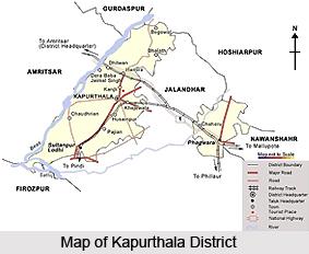 Kapurthala District, Punjab