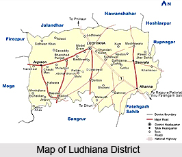Ludhiana District, Punjab