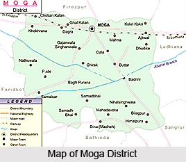 Moga District, Punjab