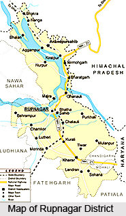 Rupnagar District, Punjab