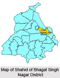 Shahid Bhagat Singh Nagar District, Punjab