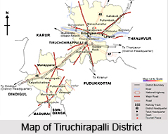 Tiruchirapalli District, Tamil Nadu