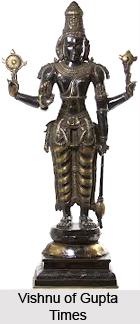 Iconography Of Lord Vishnu