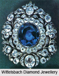 Wittelsbach Diamond,The Spanish Dowry