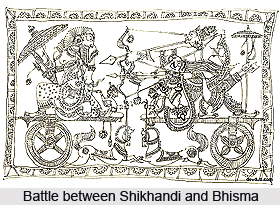 Bhishma Parva, 18 Parvas of Mahabharata
