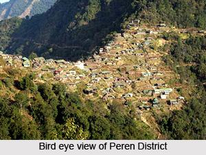 Peren District, Nagaland