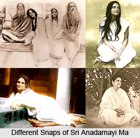 Sri Anadamayi Ma
