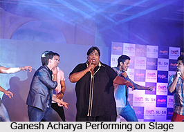 Ganesh Acharya, Indian Choreographer