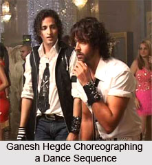 Ganesh Hegde, Indian Choreographer