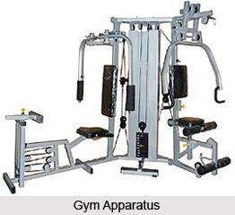 Equipments in Gymnastic