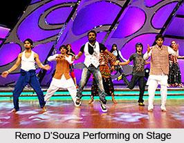 Remo D'Souza, Indian Choreographer