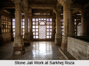 Sarkhej Roza, Ahmedabad district, Gujarat