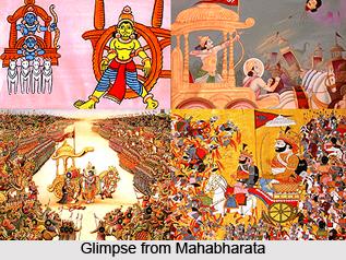Anushashana Parva, 18 Parvas of Mahabharata
