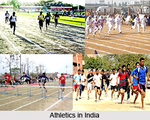 Athletic Meet in India