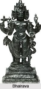 Bhairava, Incarnation of Shiva