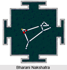 Bharani  Nakshatra , Astrology