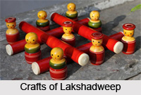 Crafts of Lakshadweep