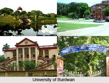 Education of Bardhaman District