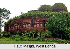 Fauti Masjid, Murshidabad, West Bengal