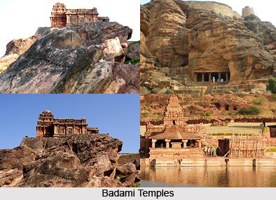 Features Of Badami Chalukya Sculpture, Indian Sculpture