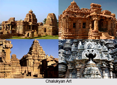 Features Of Western Chalukya Sculptures, Indian Sculpture
