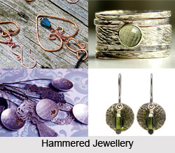 Hammered Jewellery in India