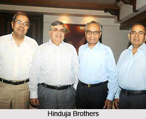 Hinduja brothers , Indian NRI