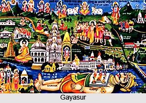 Importance of Gaya, Agni Purana