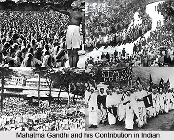 Mahatma Gandhi and Indian Independence