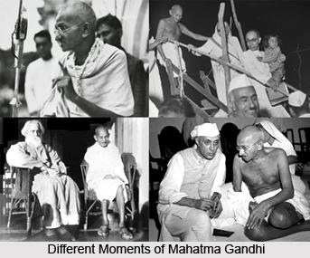 Mahatma Gandhi in Indian Freedom Struggle