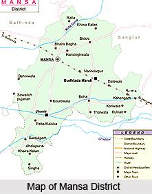 Mansa District, Punjab